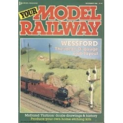 Your Model Railway 1986 November