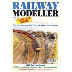 Railway Modeller 1993 April