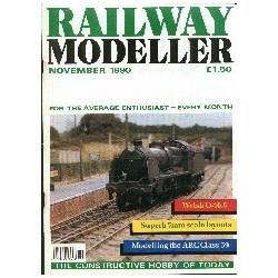 Railway Modeller 1990 November
