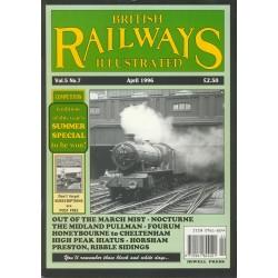 British Railways Illustrated 1996 April