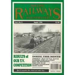 British Railways Illustrated 1996 August