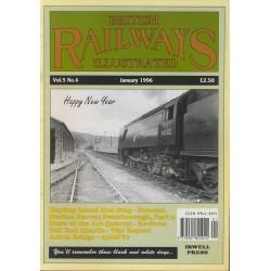 British Railways Illustrated 1996 January