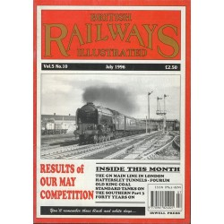 British Railways Illustrated 1996 July
