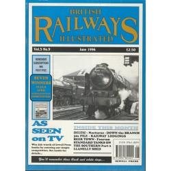 British Railways Illustrated 1996 June