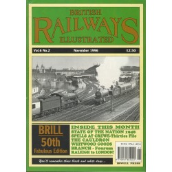 British Railways Illustrated 1996 November
