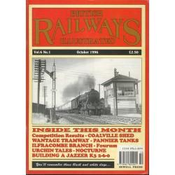 British Railways Illustrated 1996 October