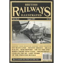 British Railways Illustrated 1997 August