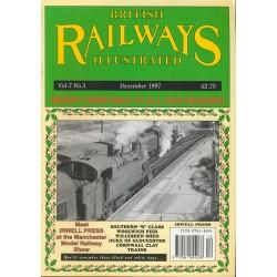 British Railways Illustrated 1997 December