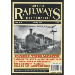 British Railways Illustrated 1997 January