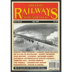 British Railways Illustrated 1997 July