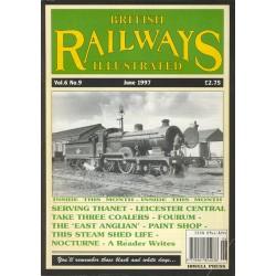 British Railways Illustrated 1997 June