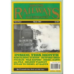 British Railways Illustrated 1997 March