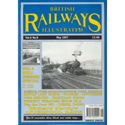 British Railways Illustrated 1997 May