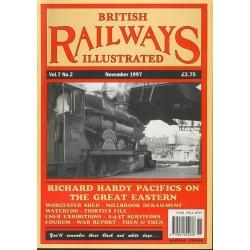 British Railways Illustrated 1997 November