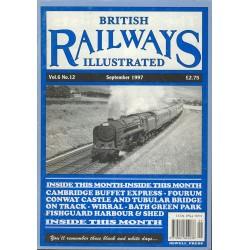 British Railways Illustrated 1997 September