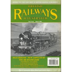 British Railways Illustrated 1998 March