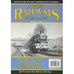 British Railways Illustrated 1998 May