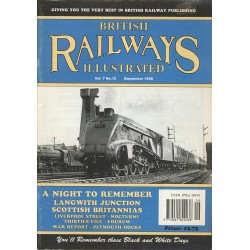 British Railways Illustrated 1998 September