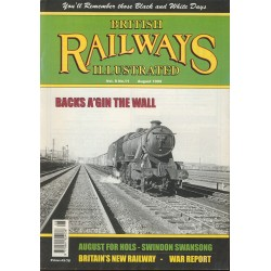 British Railways Illustrated 1999 August