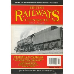 British Railways Illustrated 1999 February