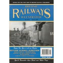 British Railways Illustrated 1999 January