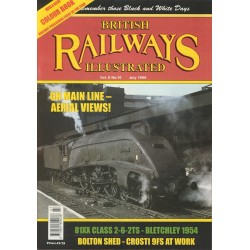 British Railways Illustrated 1999 July
