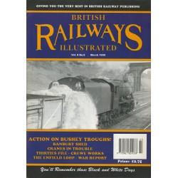 British Railways Illustrated 1999 March