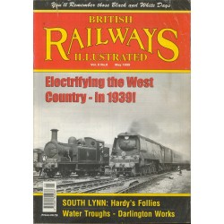 British Railways Illustrated 1999 May