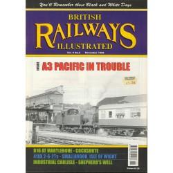 British Railways Illustrated 1999 November