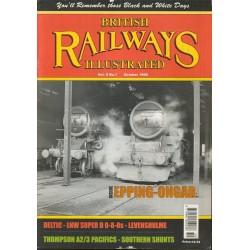 British Railways Illustrated 1999 October