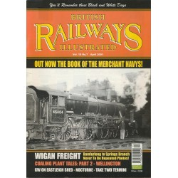 British Railways Illustrated 2001 April