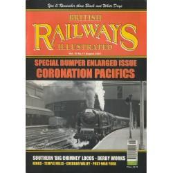 British Railways Illustrated 2001 August