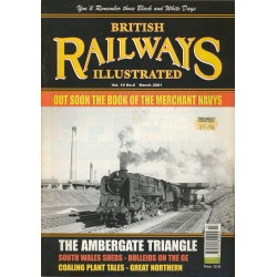 British Railways Illustrated 2001 March