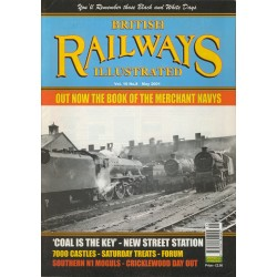 British Railways Illustrated 2001 Mary