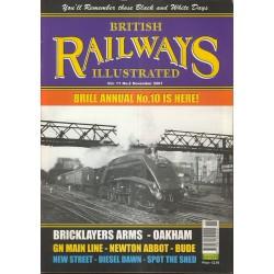 British Railways Illustrated 2001 November