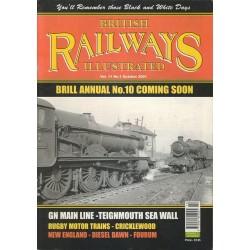 British Railways Illustrated 2001 October