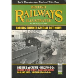 British Railways Illustrated 2001 September