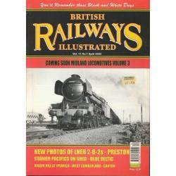 British Railways Illustrated 2002 April