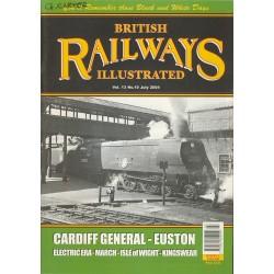British Railways Illustrated 2004 July