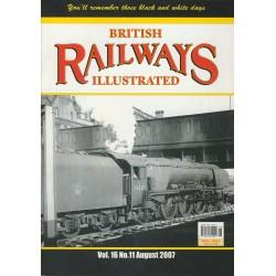 British Railways Illustrated 2007 August