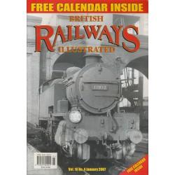 British Railways Illustrated 2007 January