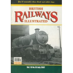 British Railways Illustrated 2007 July