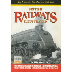 British Railways Illustrated 2007 June
