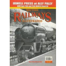 British Railways Illustrated 2007 March
