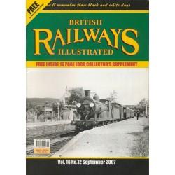 British Railways Illustrated 2007 September