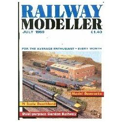 Railway Modeller 1989 July