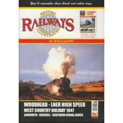 British Railways Illustrated 2011 June