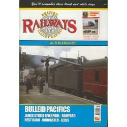 British Railways Illustrated 2011 March