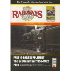 British Railways Illustrated 2011 September