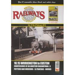 British Railways Illustrated 2012 February